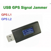USB GPS Jammer | Blocks GPS L1 & L2 | Coverage Up To 10 Meters | Power By 5V USB