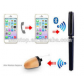 2018 Smallest Bluetooth Pen spy earpiece New amplified spy Bluetooth ball-pen transmitter for invisible earpiece
